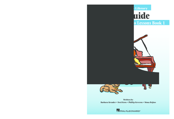 Hal Leonard Piano Practice Games Book 1 Prep Activities Flash Cards Treble Clef