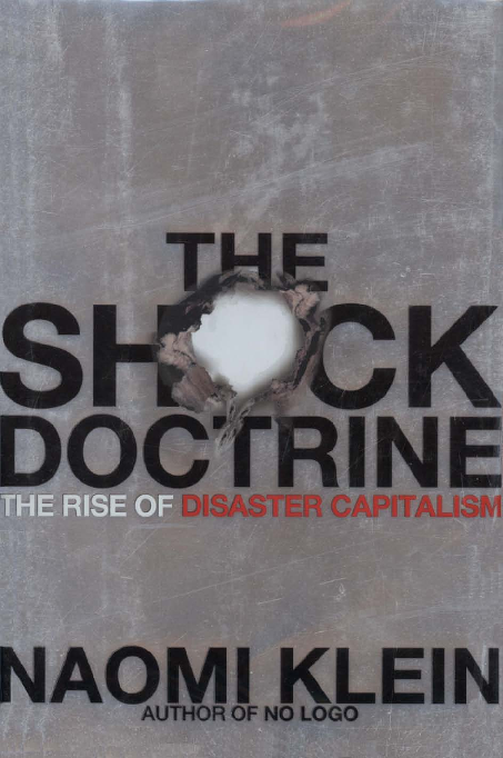 876a5d5c28e13 PDF) Naomi Klein - The shock doctrine. The rise of disaster ...