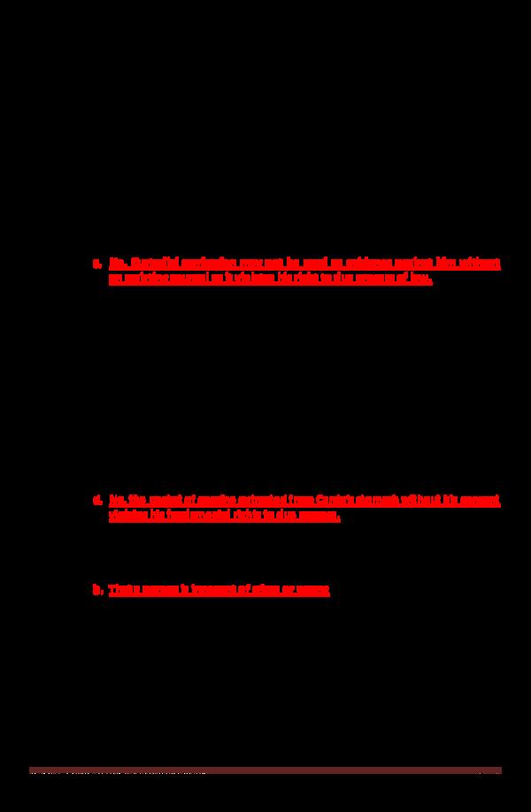 PDF) CAYEN CERVANCIA CABIGUEN, MLQU SCHOOL OF LAW MCQS IN EVIDENCE