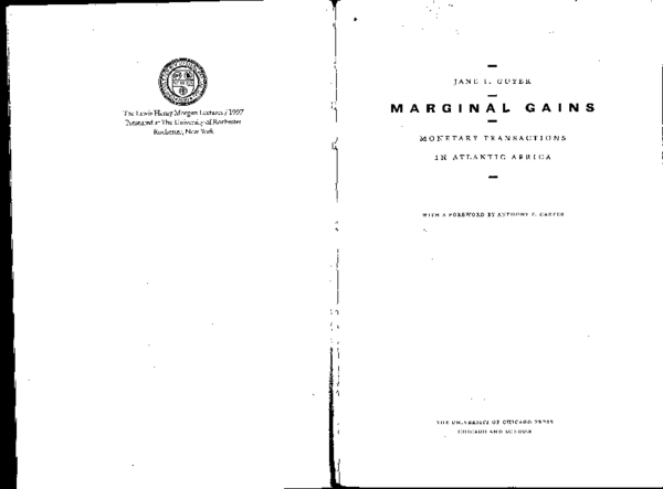 PDF) [Jane I. Guyer] Marginal gains monetary trans.pdf |      ...