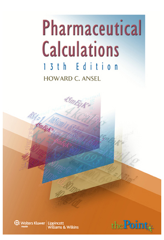 PDF) Pharmaceutics Calculation BOOK pdf | William Lopez