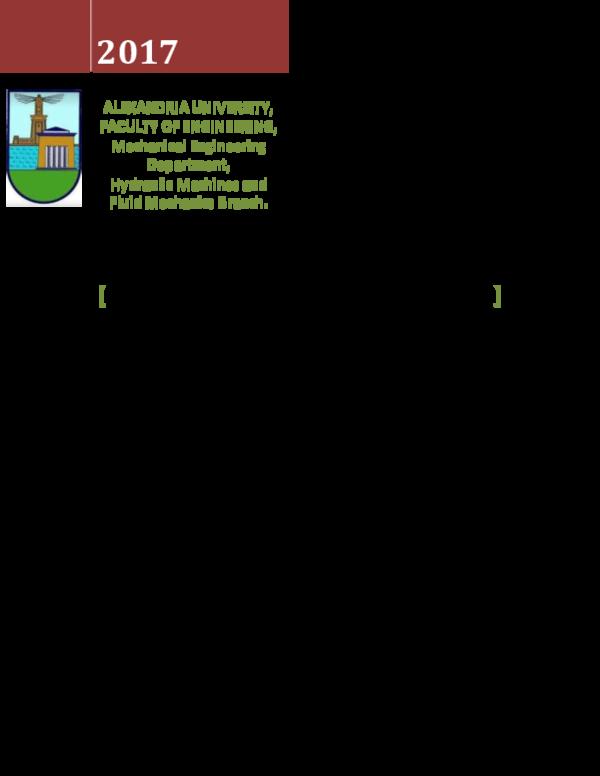 PDF) pumps | Ahmed Habashy - Academia edu