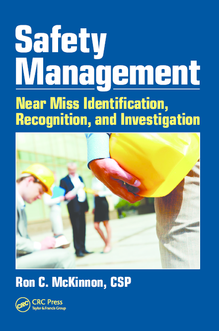 PDF) Safety Management near miss identification recognition and ...