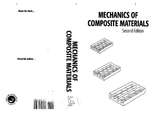 Engineering Mechanics Of Composite Materials Solution