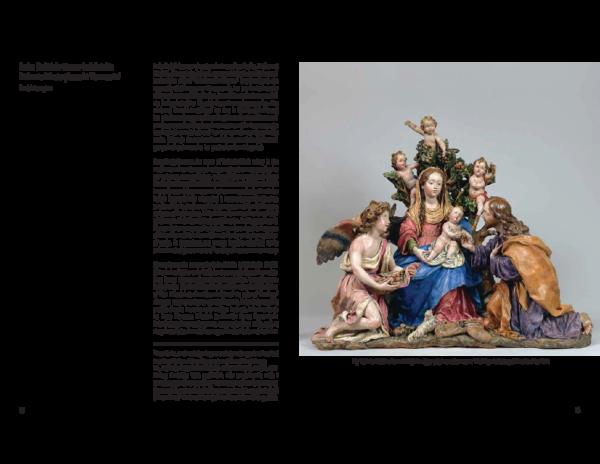 Pdf Luisa Roldan S Career In Madrid Intimate Masterpieces In