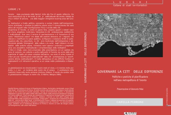 Governare la città delle differenze. Politiche e pratiche di ... bd5bcc3caf3c