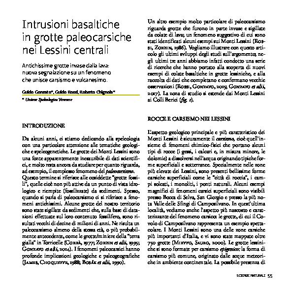 palinologia relativa datazione