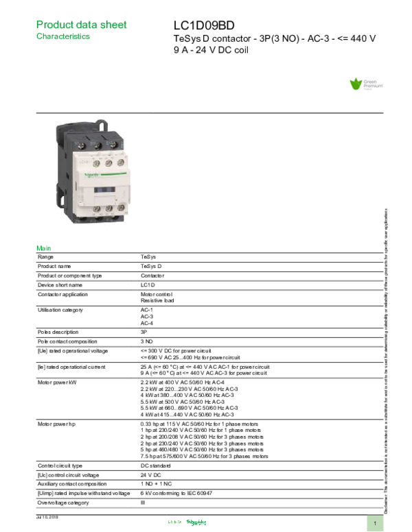 3 phase motor contactor lc1d09bd wiring diagram wiring diagram phase motor contactor lc d bd wiring diagram on