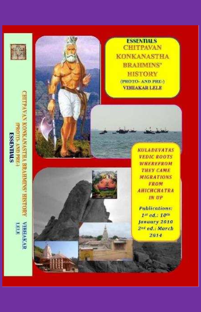 PDF) Essentials Chitpavan Konkanastha Brahmins' History (Pre