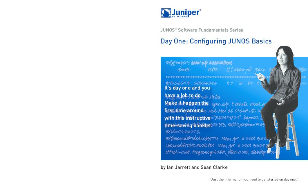 PDF) Jsf2 do junos basics - second | Anggara