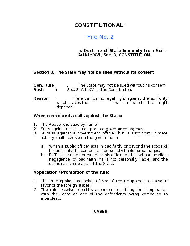 PDF) Constitutional-Law-1-File-No-2 pdf | Riva Vivienne Joy
