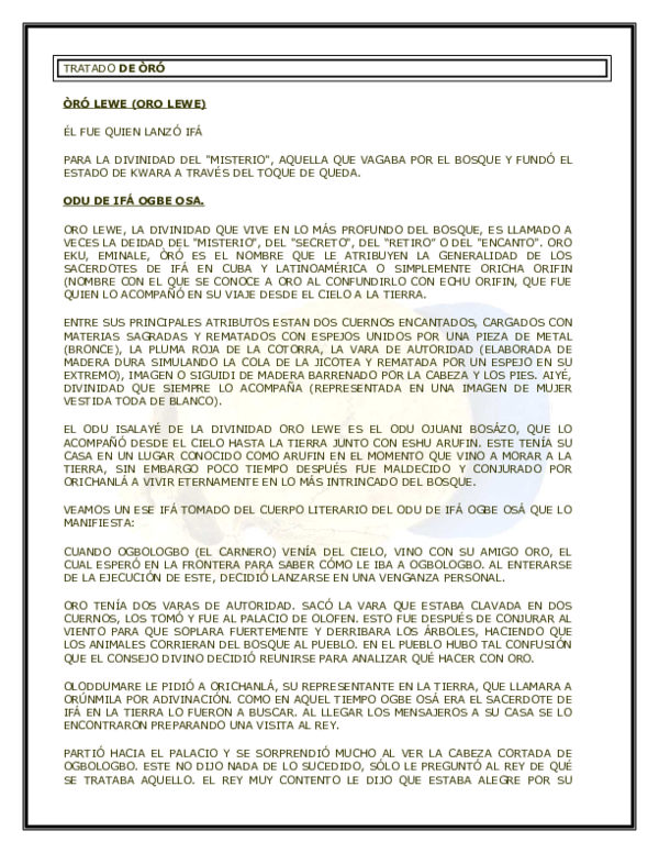 PDF) Tratado de Oro   jesus bolivar - Academia edu