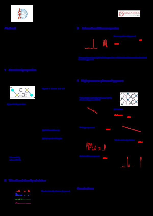 PDF) First-principles investigation of gypsum under pressure