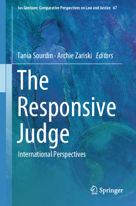PDF) The Responsive Judge International Perspectives | Young