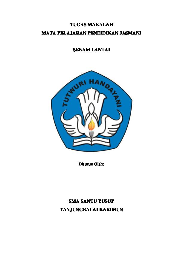 Doc Makalah Senam Lantai Eman Syukur Academia Edu