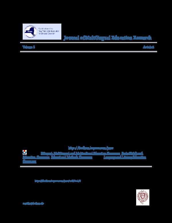PDF) - MELO-PFEIFER, S  & SCHMIDT, A  (2018)  Portuguese and German