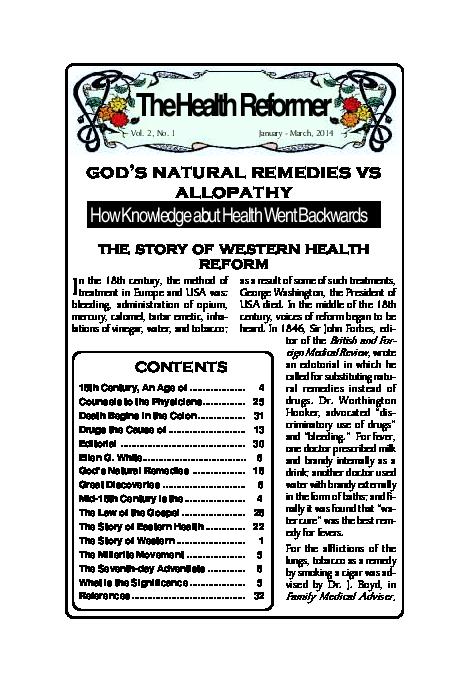 PDF) God's natural remedies vs Allopathy.pdf | Ellen John ...