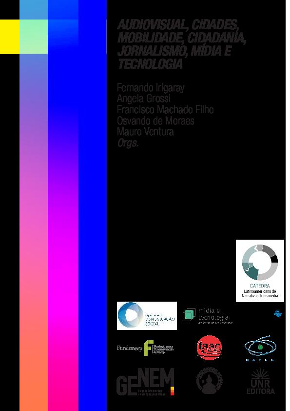 cec06ac5e PDF) Audiovisual, cidades, mobilidade, cidadania, jornalismo, mídia ...