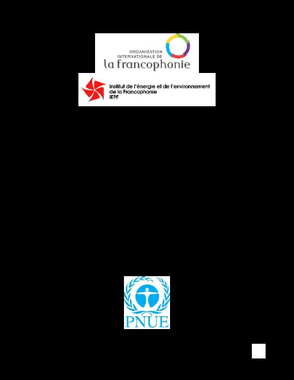 158b6bd876 PDF) ÉTUDE PRÉLIMINAIRE D'ADAPTATION AUX CHANGEMENTS CLIMATIQUES EN ...