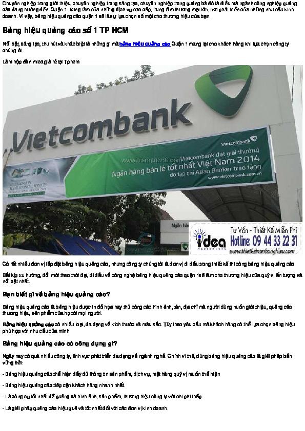 Pdf Bien Hieu Quang Cao Chat Luong Tot Nhat So 1