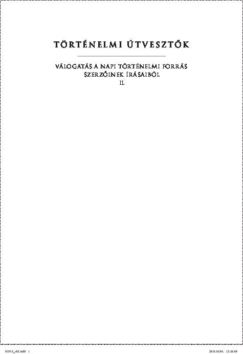 aef3136666 PDF) Szegények és szegénység az 1930-as évek Magyarországán | Márton ...