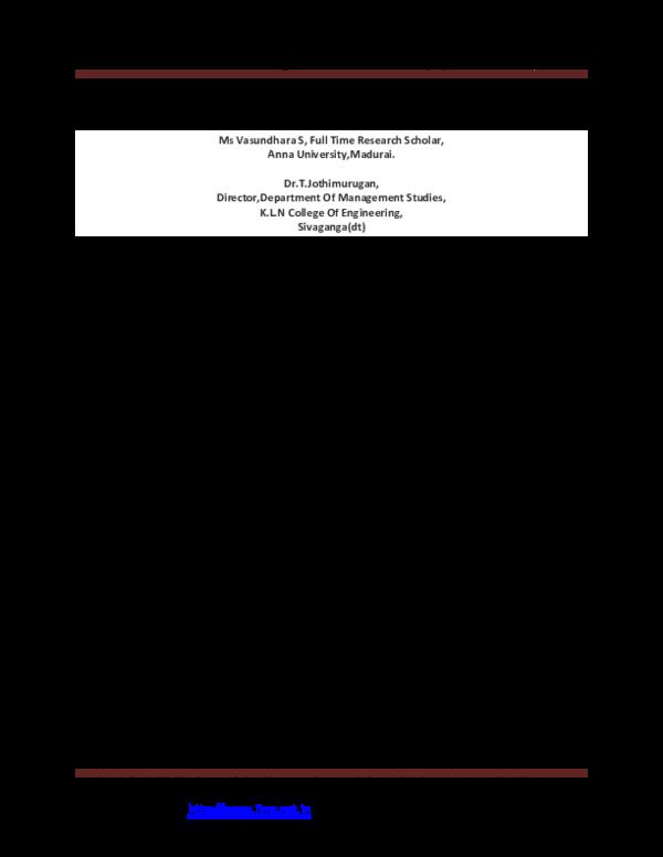 PDF) A STUDY ON CELLULAR SERVICE INDUSTRY ON ITS SERVICE QUALITY