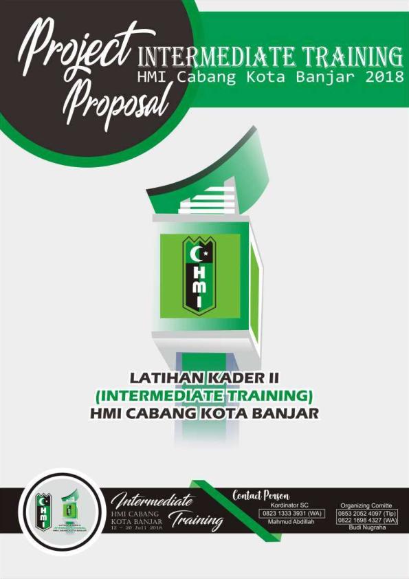 Pdf Panitia Latihan Kader Ii Lk Ii Himpunan Mahasiswa