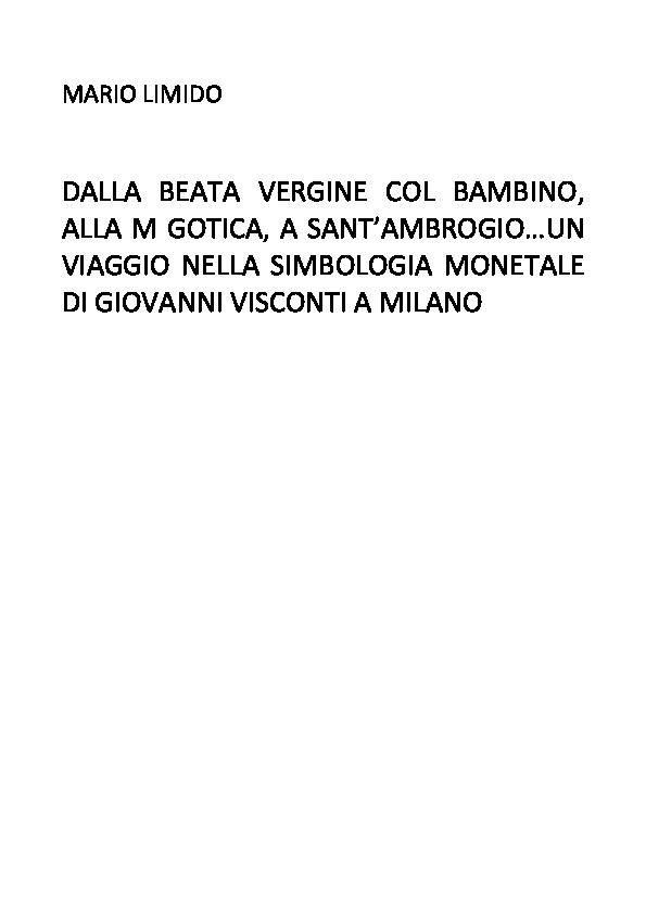 datazione di una vergine punte