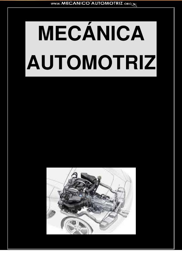 (PDF) Manual motor clasificacion componentes tipos