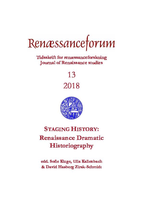 PDF) Renaessanceforum 13 (2018)  1cf83106b7a