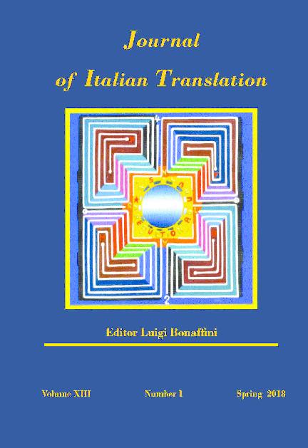 95b6b83a19 PDF) Journal of Italian Translation, Vol. XIII, No. 1, Spring 2018 ...