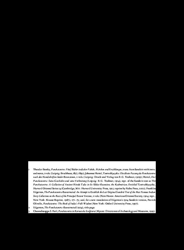 Stories in kannada pdf panchatantra