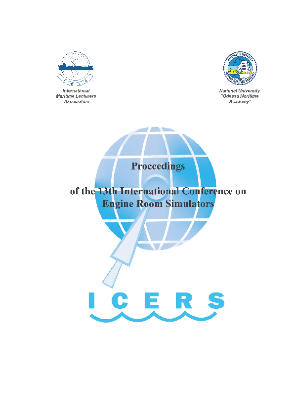 PDF) ICERS13 pdf | Sergey Karianskyi, Özcan Arslan, Mykola Mukha