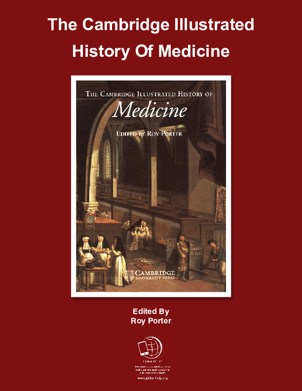 Medicine history pdf of
