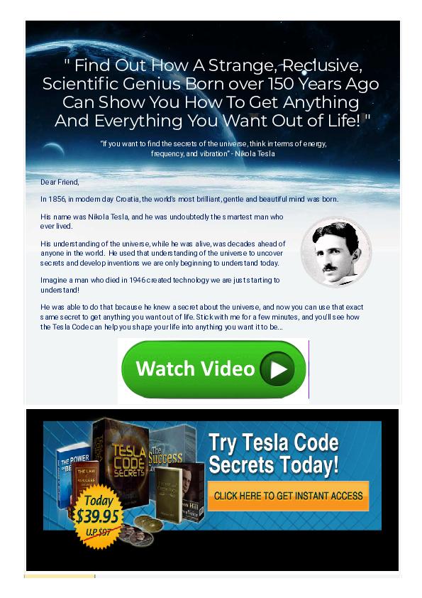 PDF) Tesla Code Secrets Pdf | Ashish Sawale - Academia edu