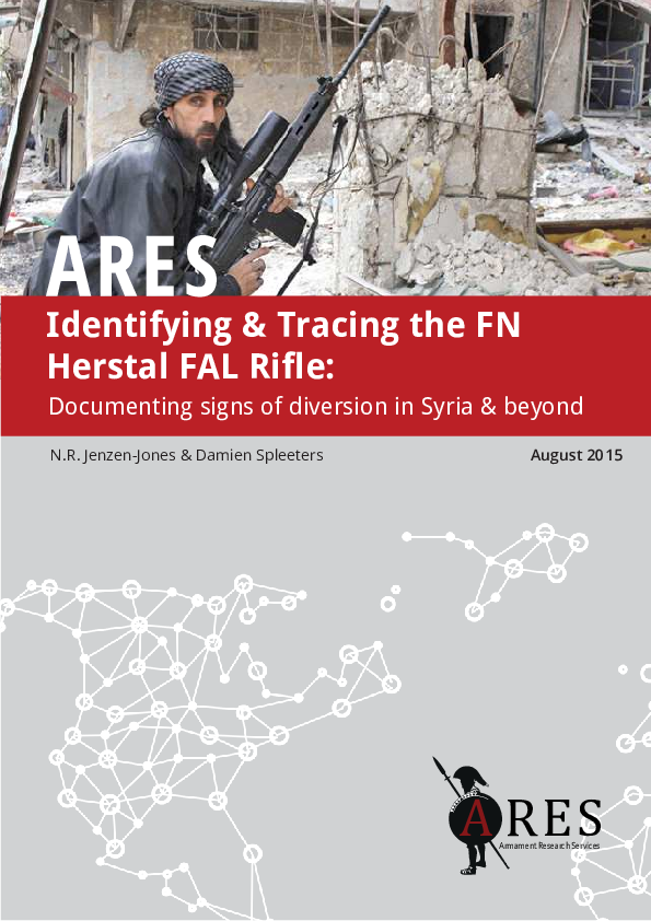 PDF) Identifying & Tracing the FN Herstal FAL Rifle: Documenting
