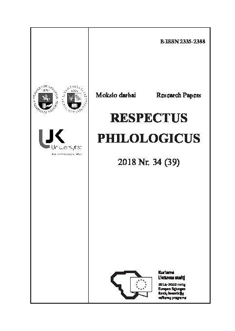 Uf Summer Break 2020.Pdf Respectus Philologicus 2018 34 39 Internetui Pdf
