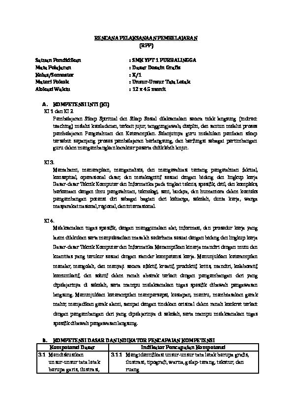 Contoh Soal Desain Grafis Kelas X