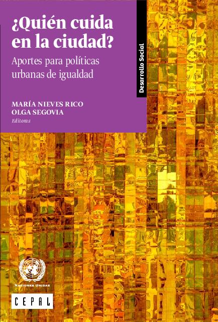 Calendario Academico Ucm 2020 2020.Pdf Quien Cuida En La Ciudad Aportes Para Politicas Urbanas De