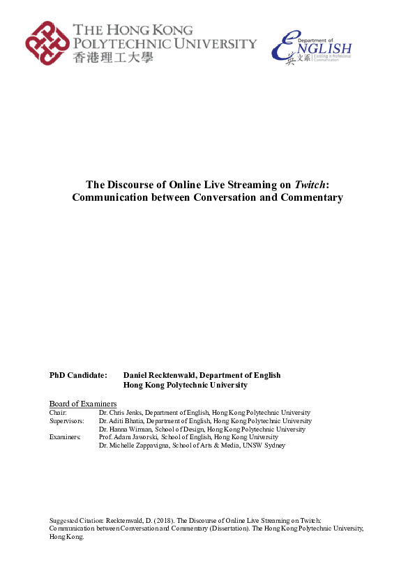 martin knobel dissertation
