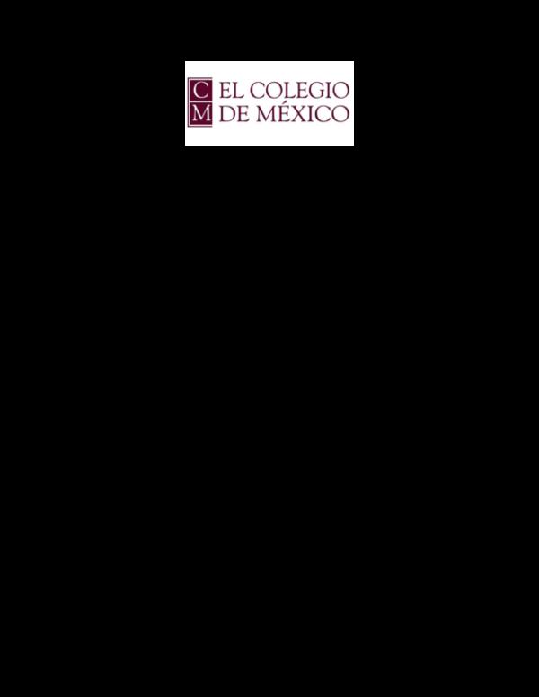 Pdf La Construccion Social De Una Utopia Politica Pospartidista Mediada Por El Congreso Nacional Ciudadano En La Ciudad De Mexico 2015 2017 Guillem Compte Nunes Academia Edu