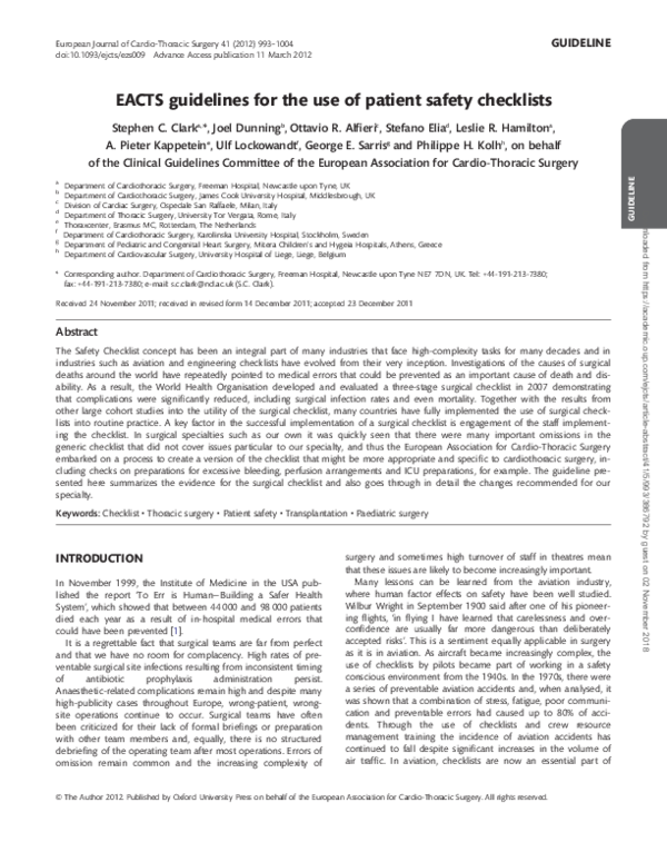 The checklist manifesto pdf free download 2017