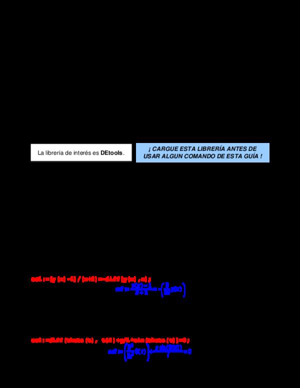 Graficar ecuaciones diferenciales online dating