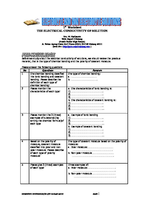 PDF) Worksheet_XI_1_REV pdf | Hariyanto Martodiharjo Full