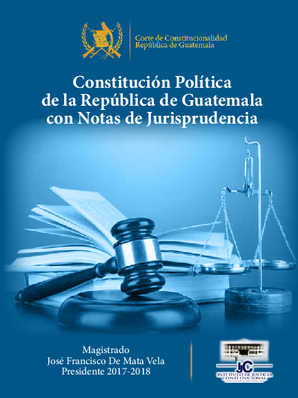 Pdf Constitución Política De La República De Guatemala Con