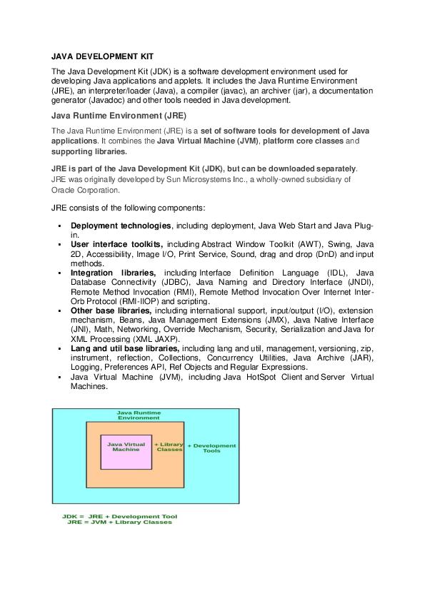 DOC) Core Java   Sab Bhal - Academia edu