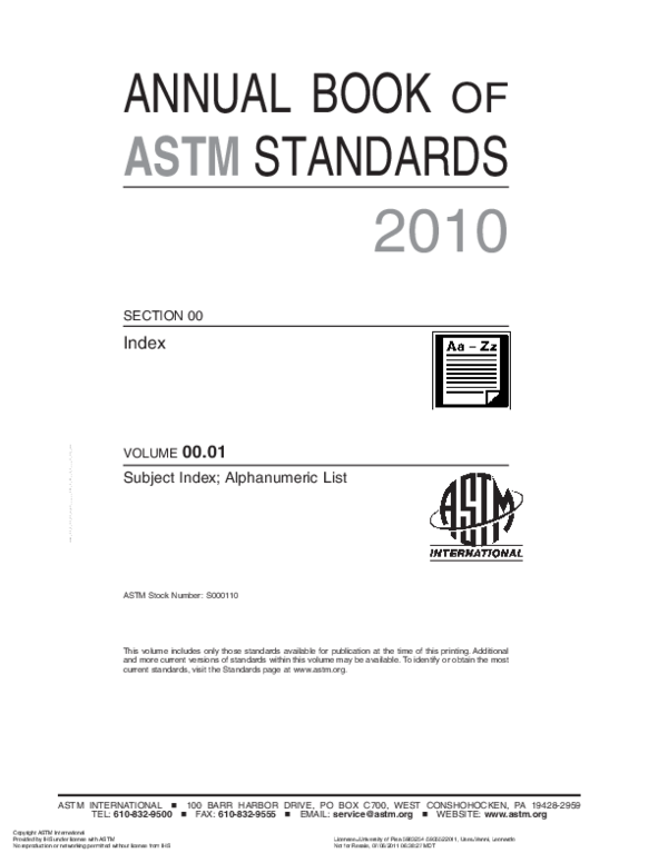 Astm E617 Download