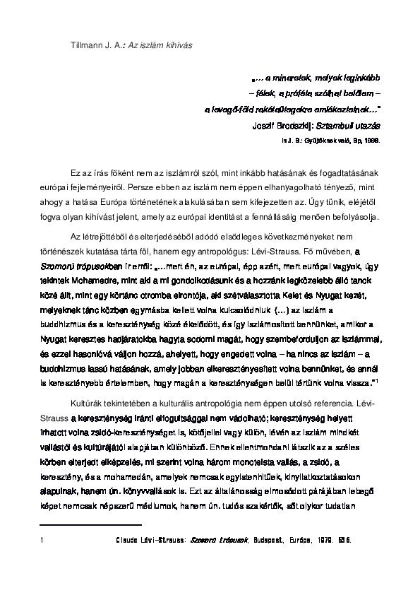 Vélemény: Tudta, hogy iszlám terrorizmus nem létezik?   motiver.hu