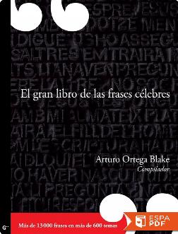 Pdf El Gran Libro De Las Frases Cel Aa Vv Amy Alfaro