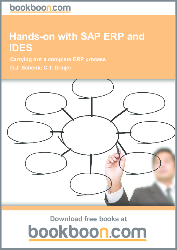 PDF) Hands-on with SAP ERP and IDES Carrying out a complete ERP
